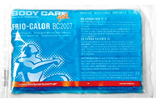 gel grande frio - calor bc2007 body care.