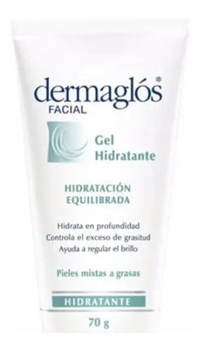 gel hidratante facial dermaglós zona oeste