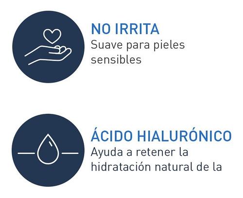gel limpiador espumoso cerave piel mixta o acné grasa 236ml
