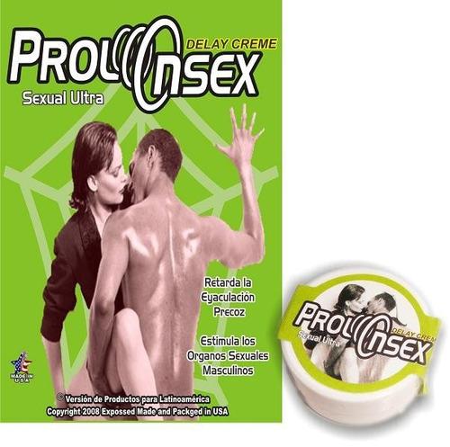 gel lubricante anal eze + retardante prolonsex  promoción