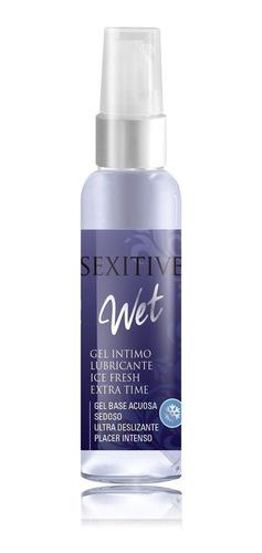 gel lubricante intimo sexitive calido sensaciones
