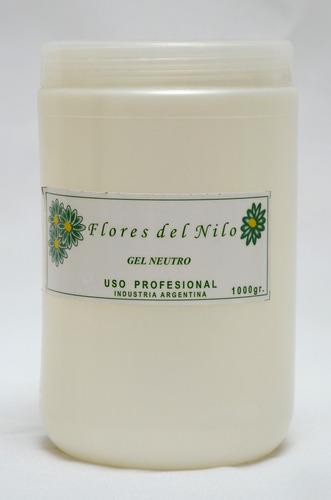 gel  neutrox  1  kg flores del nilo
