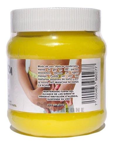 gel original chupa panza de jengibre y bamintol 240 gramos