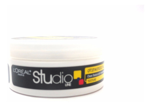 gel pasta loreal studio line overworked hair putty 50g