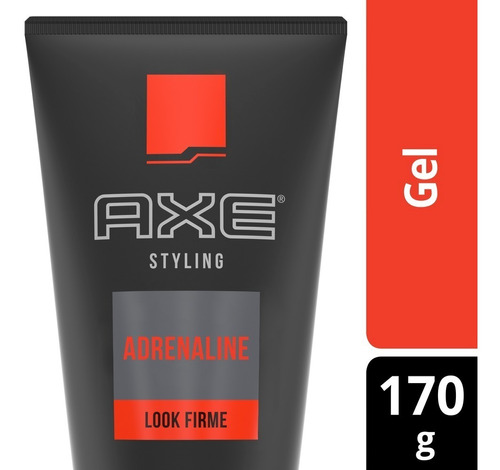 gel pomo axe  adrenaline x 170gr