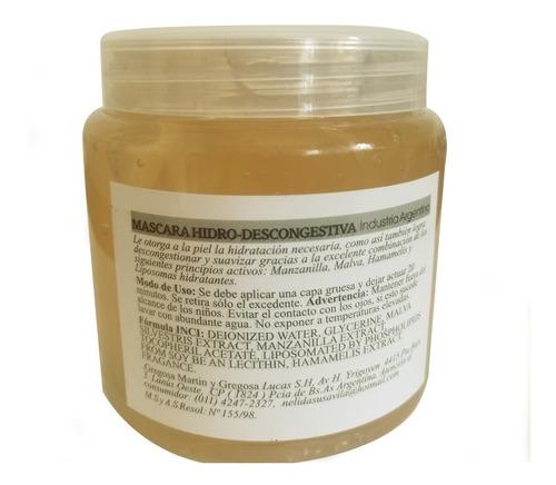gel post depilatorio profesional descongestivo y refrescante