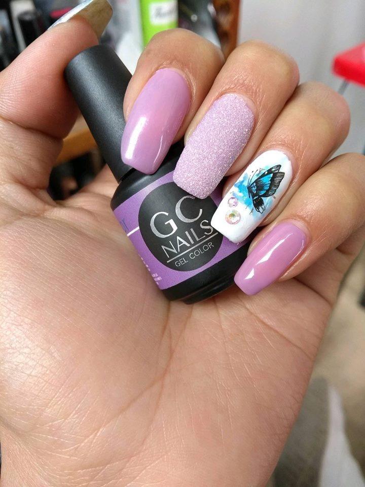 finish nails d