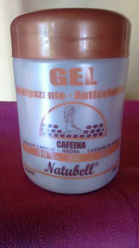 gel reductor 90.60.90 el original con cafeína