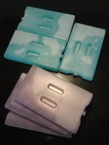 gel refrigerante conservador importado 1kg 15x27x3 cm