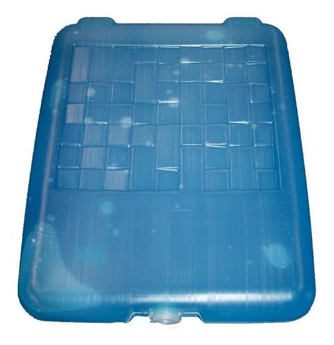 gel refrigerante placa 1 kg