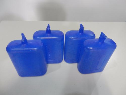 gel refrigerante rigido 170 gr para conservadora pack x 4