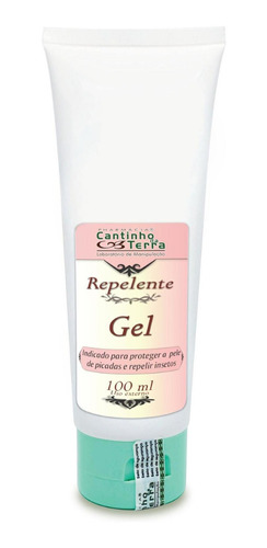 gel repelente de insetos 100g