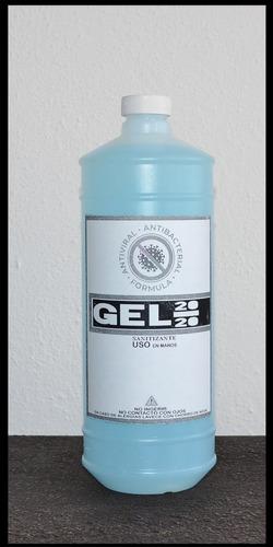 gel sanitizante 2020 gel antibacterial