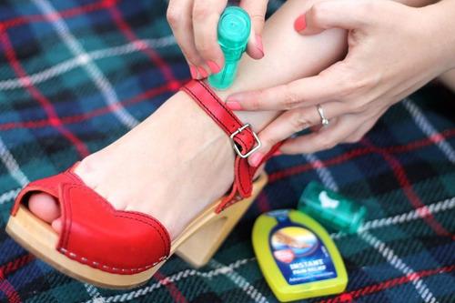 gel stick compeed anti bolhas calo anti blister sapato tênis