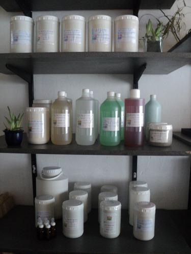gel tratamiento celulítico y reductor x 1 kilo