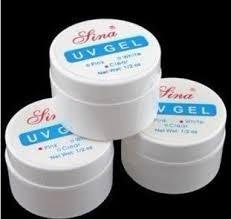 gel uv lina para alongamento de unhas