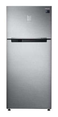Geladeira/refrigerador 528 Litros 2 Portas Inox Twin Cooling Plus - Samsung - 110v - Rt53k6240s8/az