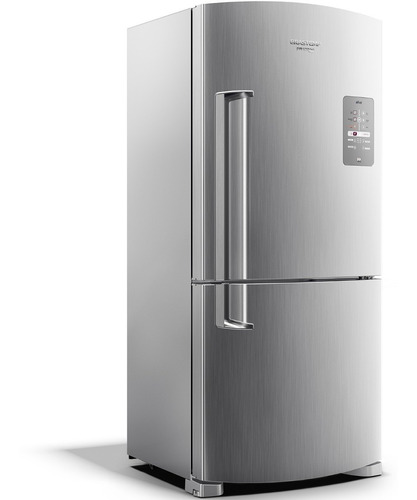 geladeira brastemp frost free inverse 573 litros bre80ak
