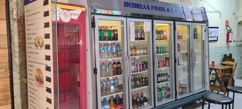 geladeira de 5 porta