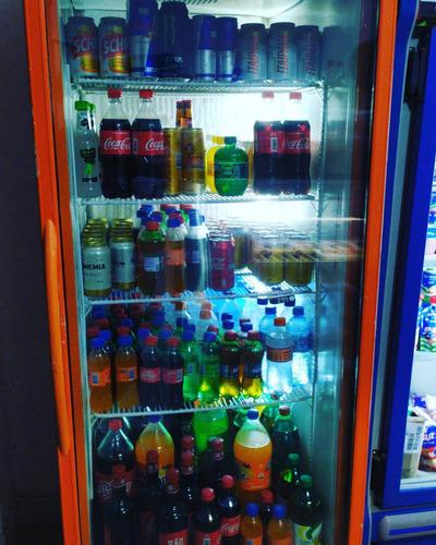 geladeira e expositor