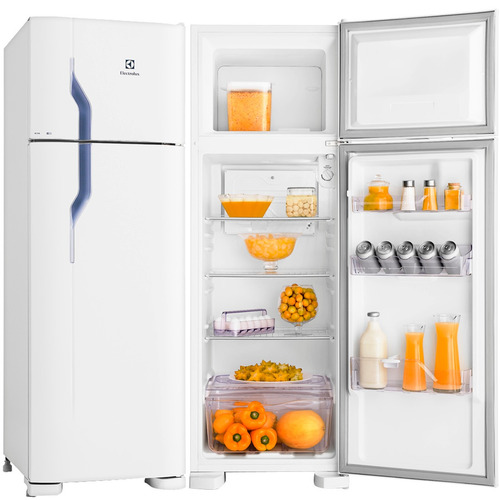 geladeira electrolux cycle defrost 2 portas 260l 110v