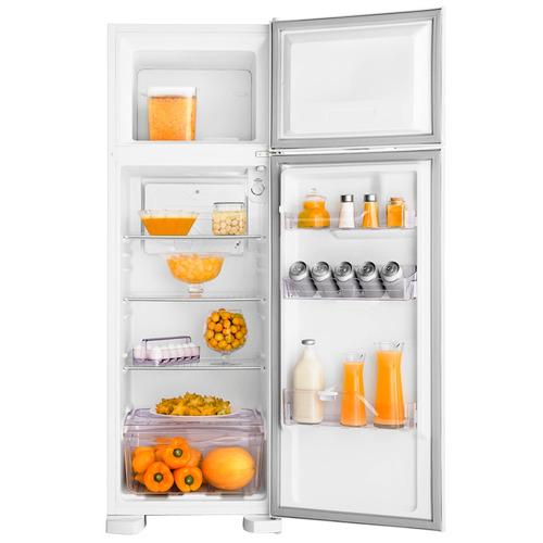 geladeira electrolux cycle defrost 260 litros 220v - dc35a