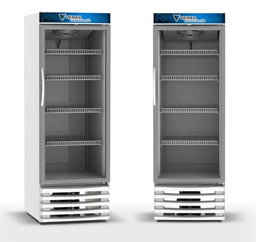 geladeira expositor venax 550 litros