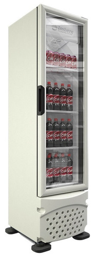 geladeira expositora slim imbera vr08 229,5 litros