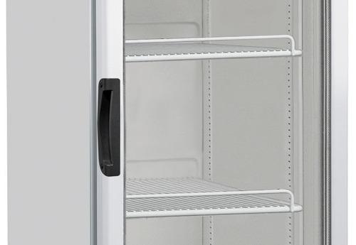 geladeira expositora slim metalfrio vb25r 276 lt gar. 2 anos
