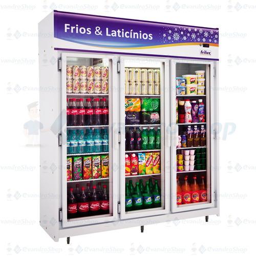 geladeira expositora vertical para bebidas