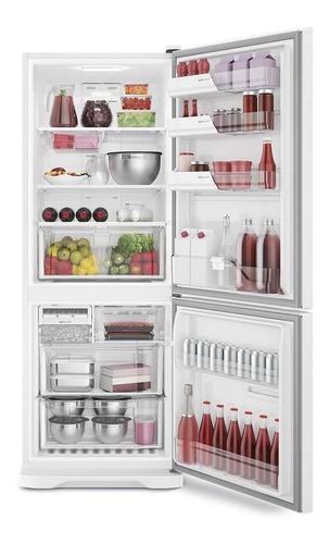 geladeira frost free bottom freezer electrolux 454l db53
