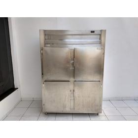 Geladeira Industrial 4 Portas - Inox
