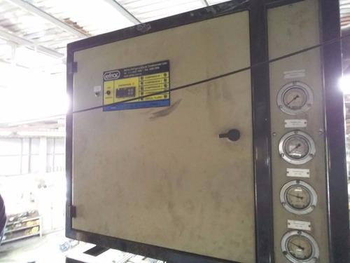 geladeira industrial unidade água gelada chiller 60.000- 368