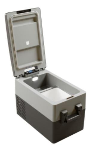 geladeira para caminhão 31 litros quadrivolt digital