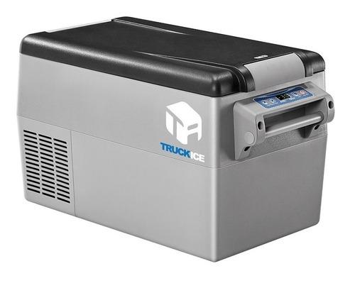 geladeira portátil 32 litros barco quadrivolt frete grátis