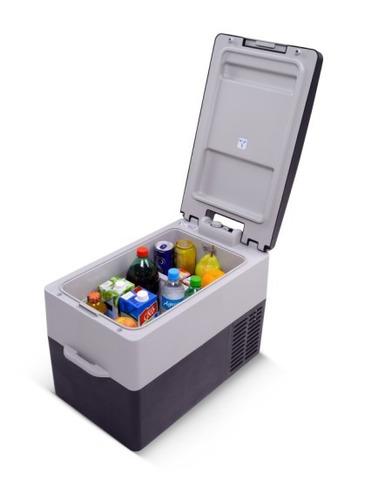 geladeira portátil resfriar 31 litros barco frete grátis