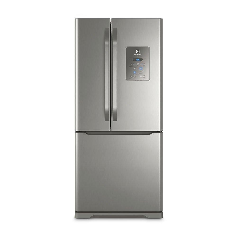 geladeira refrigerador 3 portas electrolux frost free