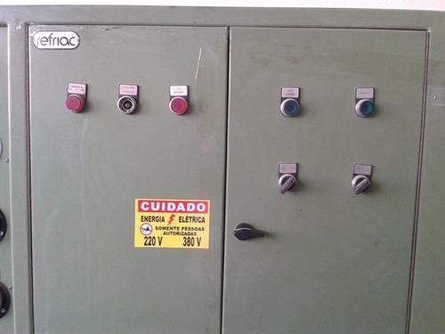 geladeira/chiller 60.000k cal/h refriac usado primomaquinas