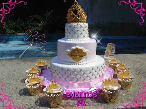 gelatinas cupcakes, tortas