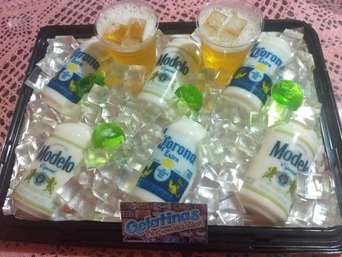 gelatinas personalizadas