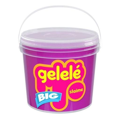 gelelé slime meleca geléia massinha big balde 2kg