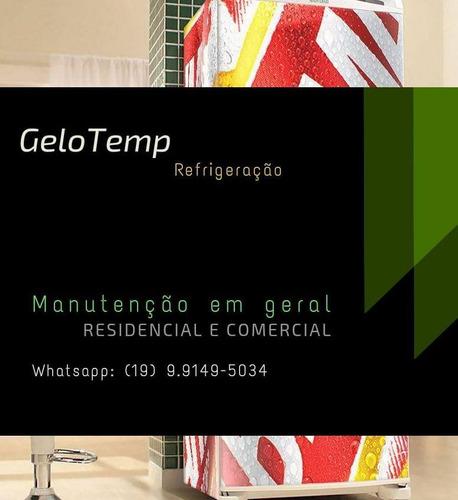 gelo temp refrigeração residencial comercial