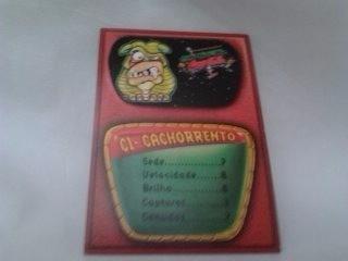gelocosmicos cards - cachorrento