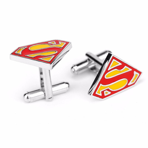 gemelos dc comics - modelo superman simbolo color