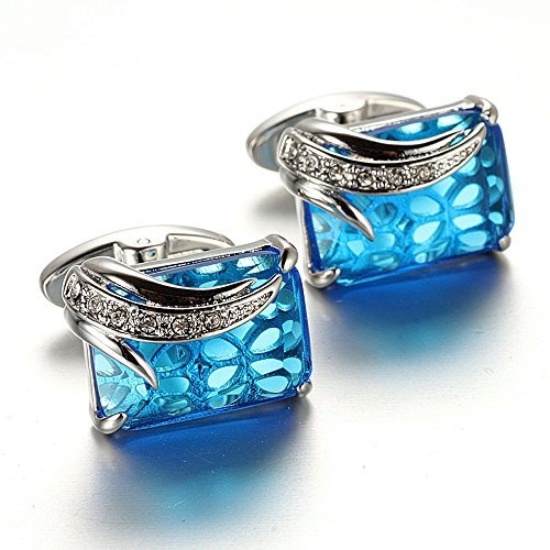 9afca3f22 fabulous gemelos de cristal azules de lujo modernos elegantes de waml with  modernos y elegantes