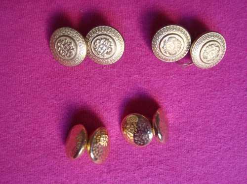 gemelos franceses de bronce varios e.gratis cuotas s/interes