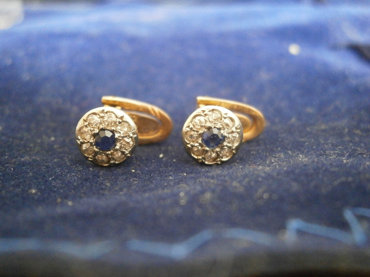 Oro y diamantes