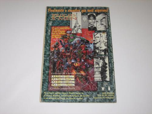 gen 13 & wildcats - nº 1 - 1998