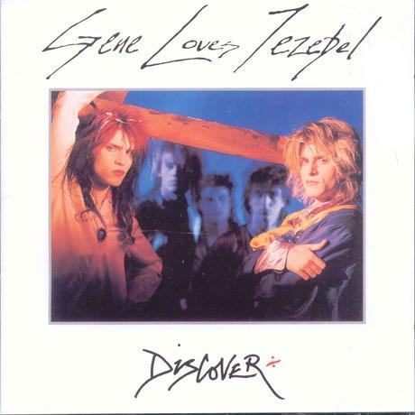 gene loves jezebel ( vinil ) discover = 1987