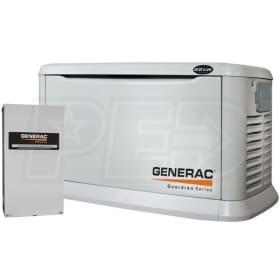 generac instalacion - service - venta grupo electrogeno
